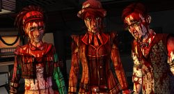 Telltale Borderlands Blood splatter