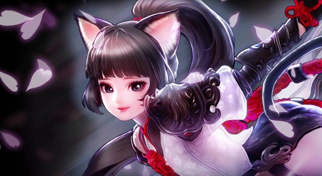 Tera Shinobi Elin Ninja