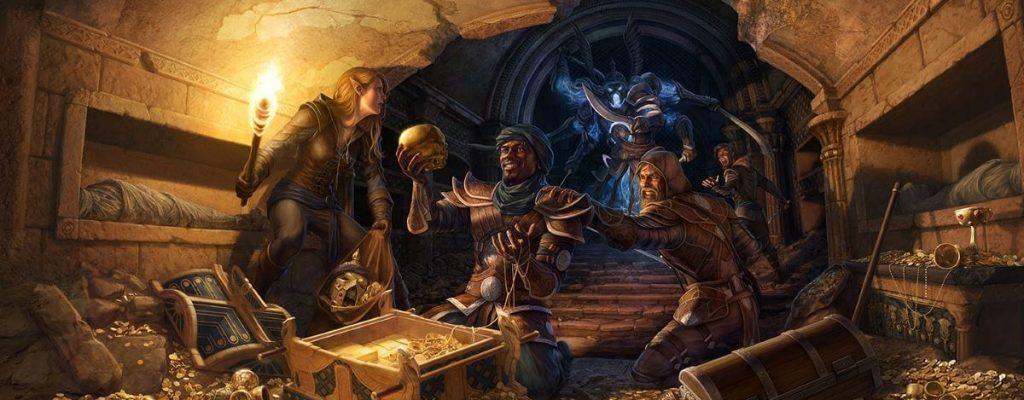 The Elder Scrolls Online: DLC Diebesgilde ist auf dem PC draußen, Entwickler reden über Hauptquest