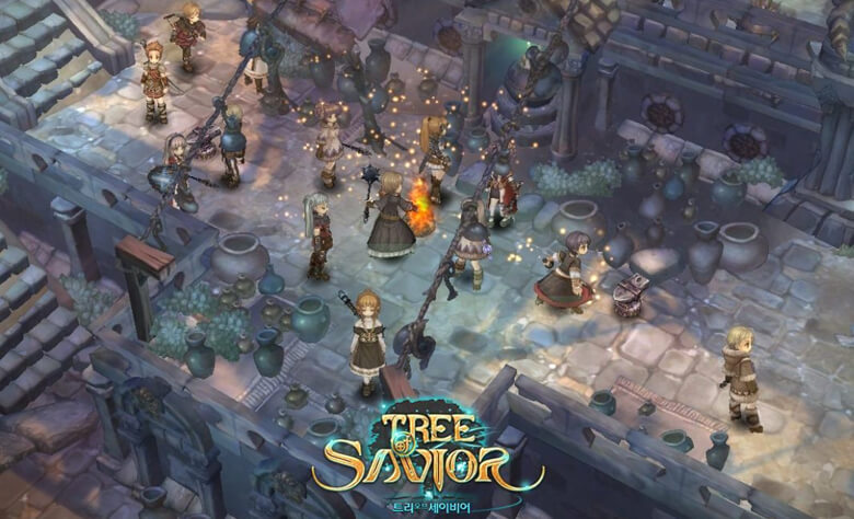 Tree of Savior Market