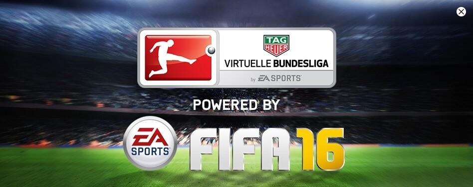 FIFA 16: Virtuelle Bundesliga kickt um 10.000 Euro