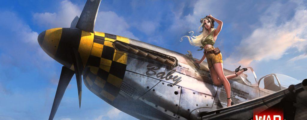 """War Thunder: Gatling-Flak und Wüsten-Maps – Update 1.63 """"Desert Hunters"""" bringt massig Content"""
