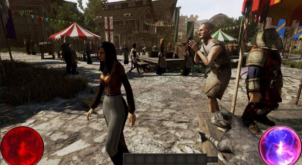 Wizard Online Townsfolk