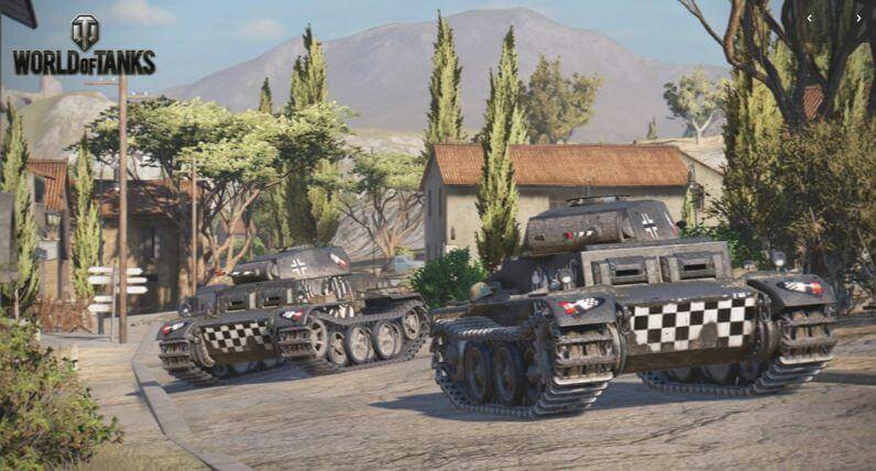 WoT-PS4