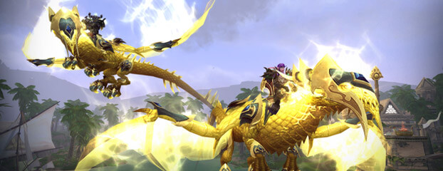 WoW Heart of the aspects mount