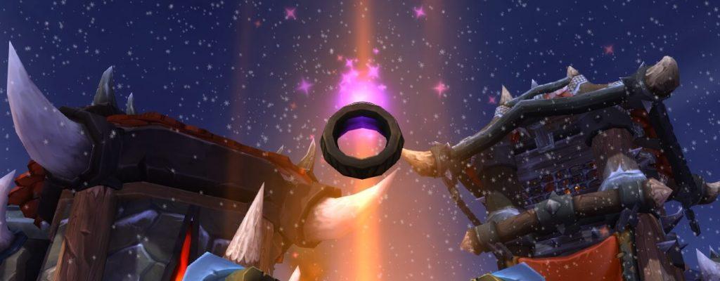 World of Warcraft: Legendäre Ring-Upgrades für Tapferkeitspunkte!