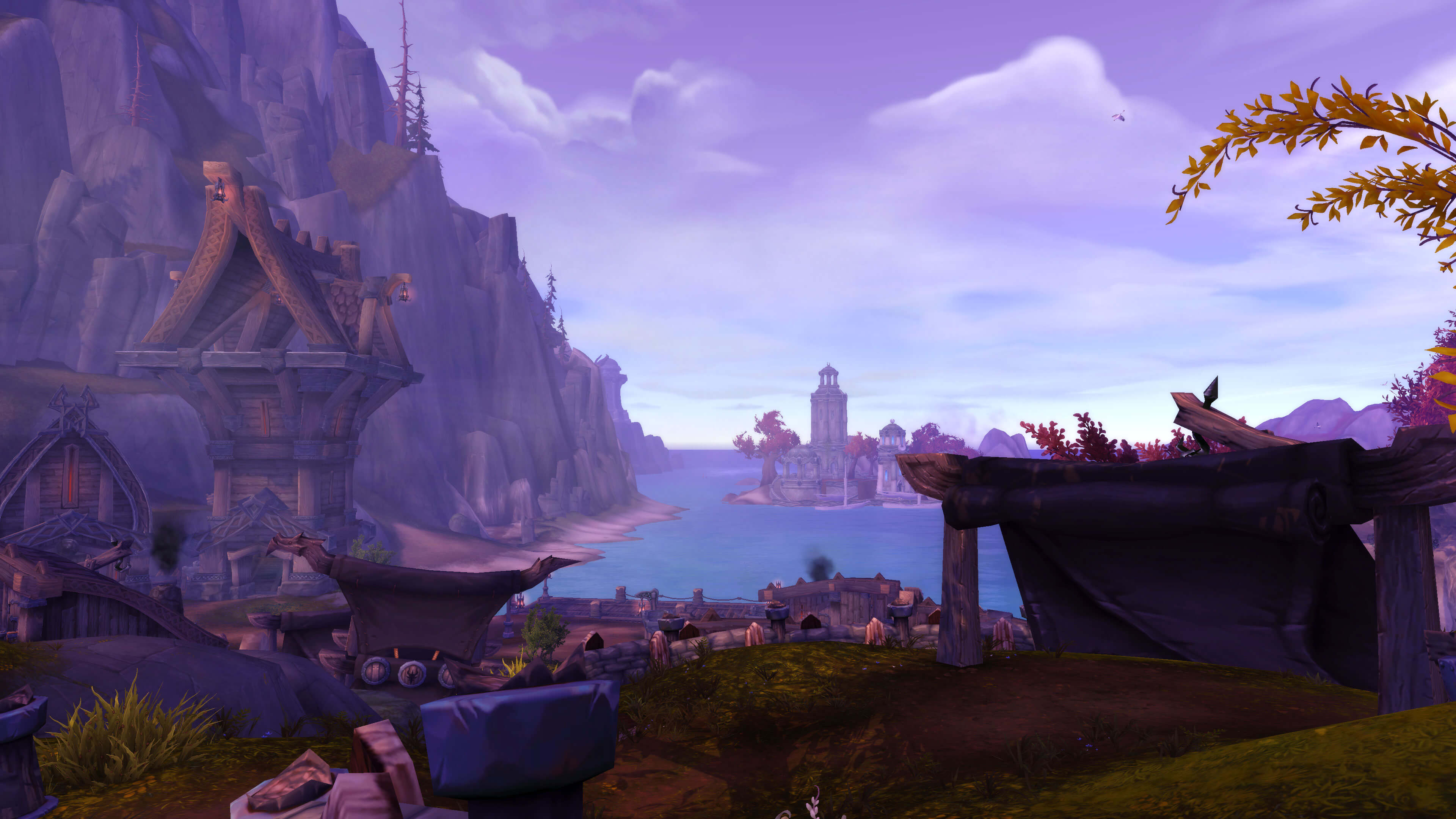 WoW Legion Suramar Seaside