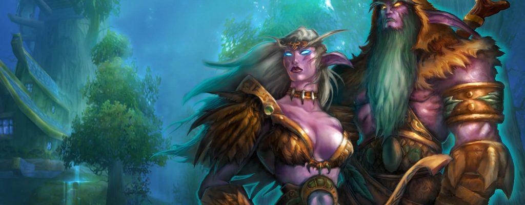 World of Warcraft: Nostalgietrip mit Screenshots von vor 17 Jahren