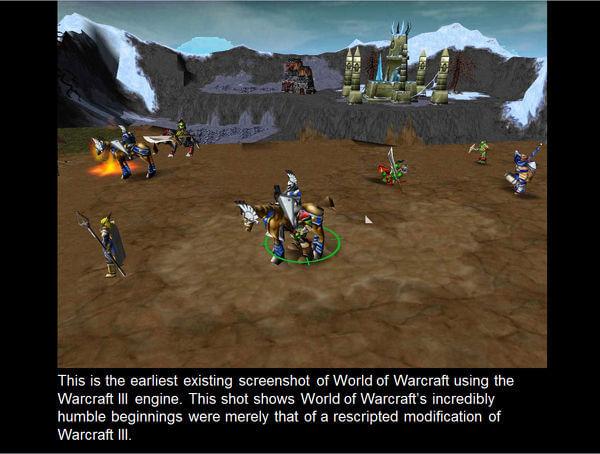 WoW Nostalgie Warcraft 3 Mod