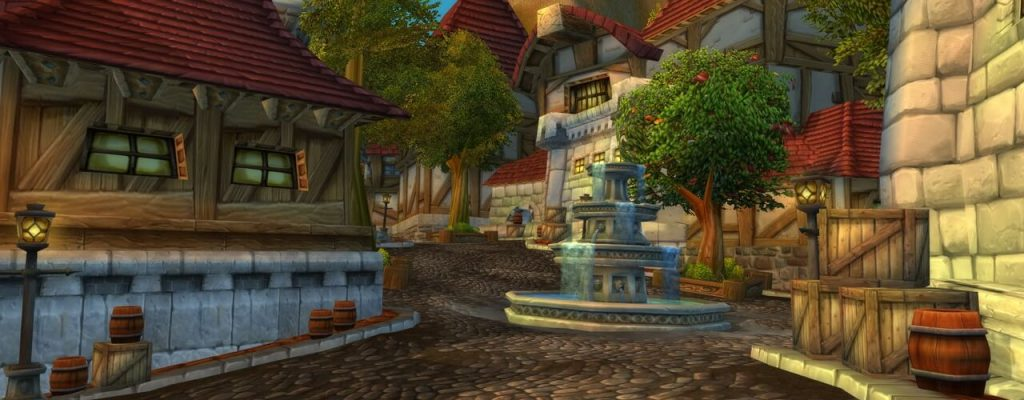 World of Warcraft: Der nerdigste Vorort der Welt?