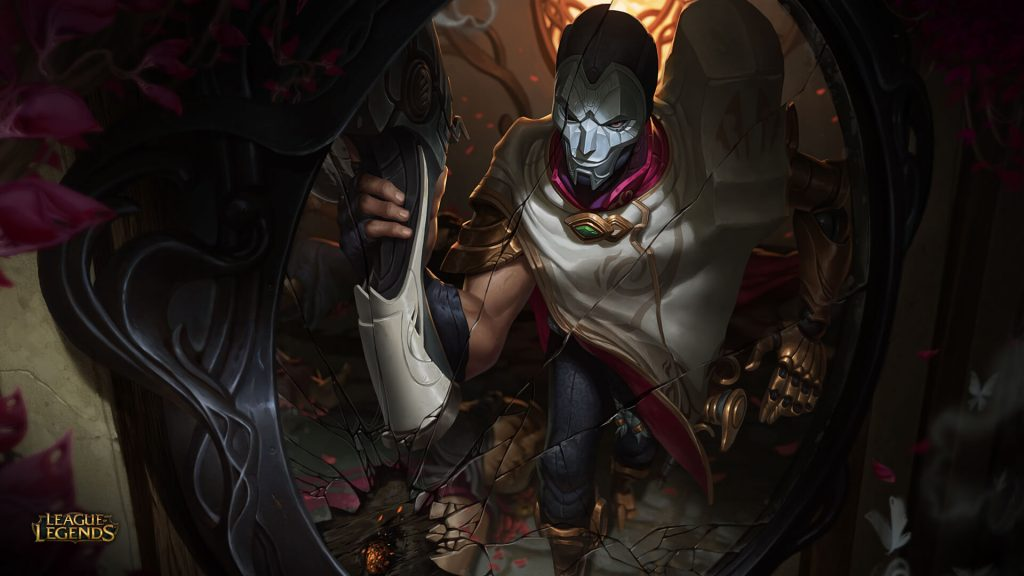 LoL Jhin Wallpaper