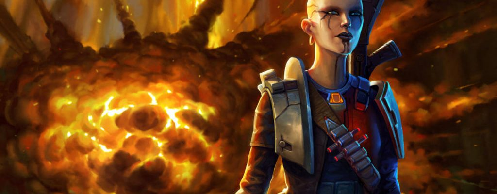"SWTOR: ""May the 4th be with you"" – Astromech und Doppel-XP"