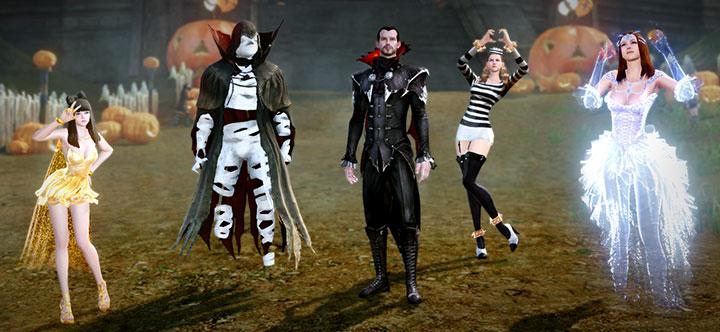 ArcheAge Costumes