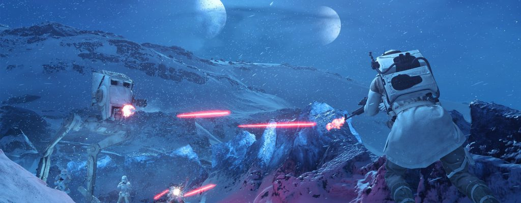 Star Wars Battlefront: Waren auf dem Promo-Bild zu Outer Rim zwei neue DLC-Helden versteckt?