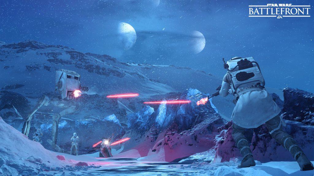 Battlefront-Eis