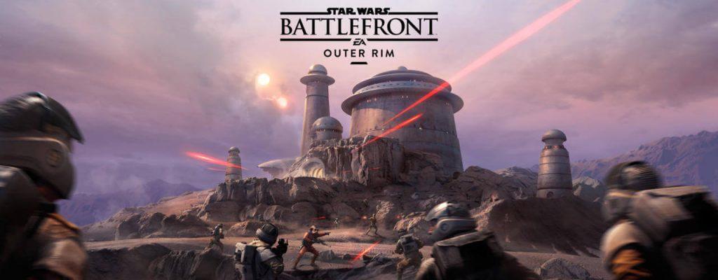 Star Wars Battlefront: März-DLC Outer Rim bringt neue Helden, neuen Modus