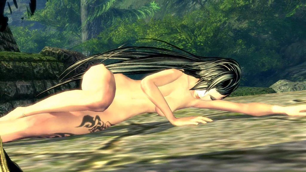 Blade and Soul Censorship naked women