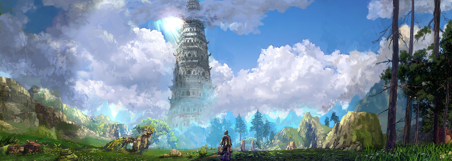 Blade and Soul Turm des Mushin