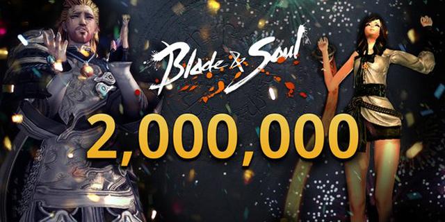 Blade and Soul: Spielerzahl jetzt bei 2 Millionen