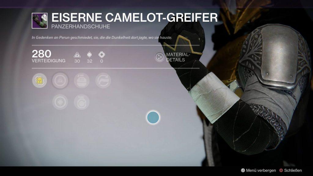 Camelt-Greifer
