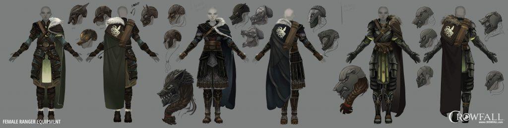 Crowfall Ranger 1