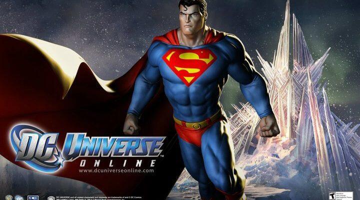 DC Universe Online: März-Episode 22 wird super-viel Superman haben