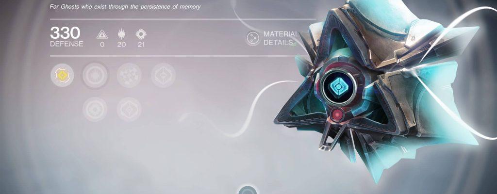 Destiny: Bungie, heuert den Typen an, der diese 5 Geisthüllen erschaffen hat!