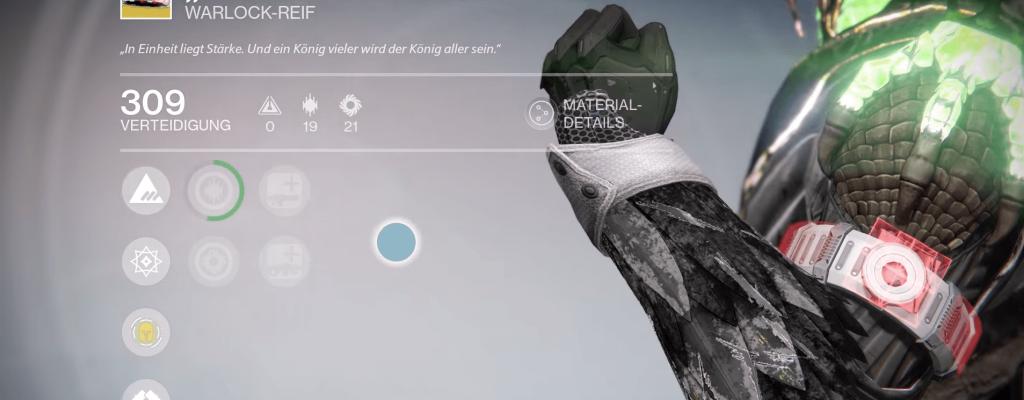 Destiny: Exotische Klassengegenstände – Für den Hüter, der schon alles hat