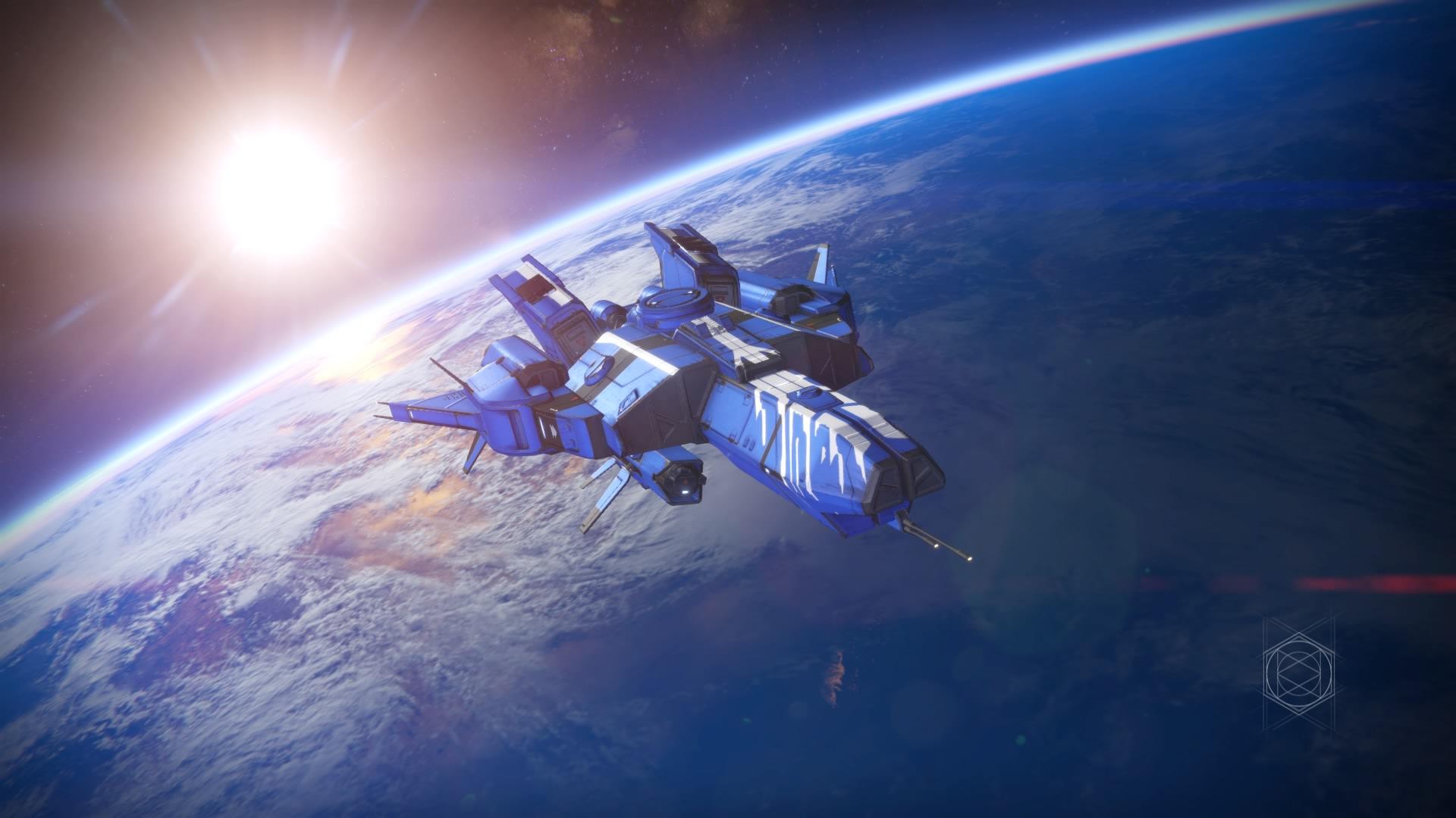 Destiny-Schiff