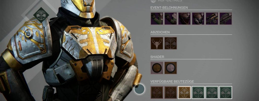 Destiny: Eisenbanner im Februar – Das sind die Waffen und Rüstungen