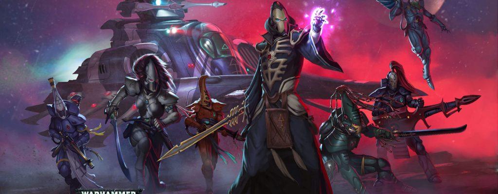 Warhammer 40 Eternal Crusade: Die Eldar kommen bald ins Spiel!
