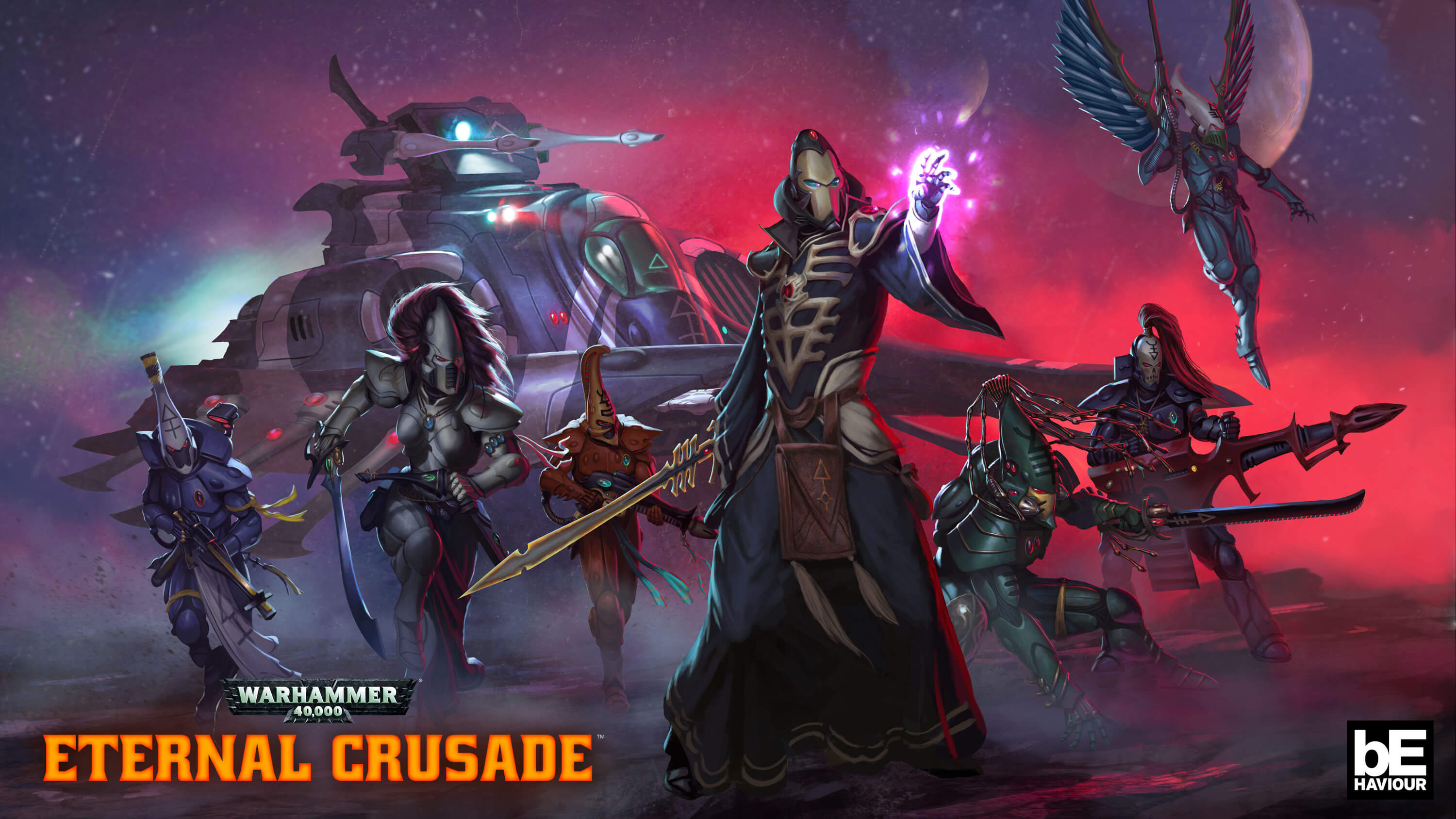 Eternal Crusade Eldar TItle