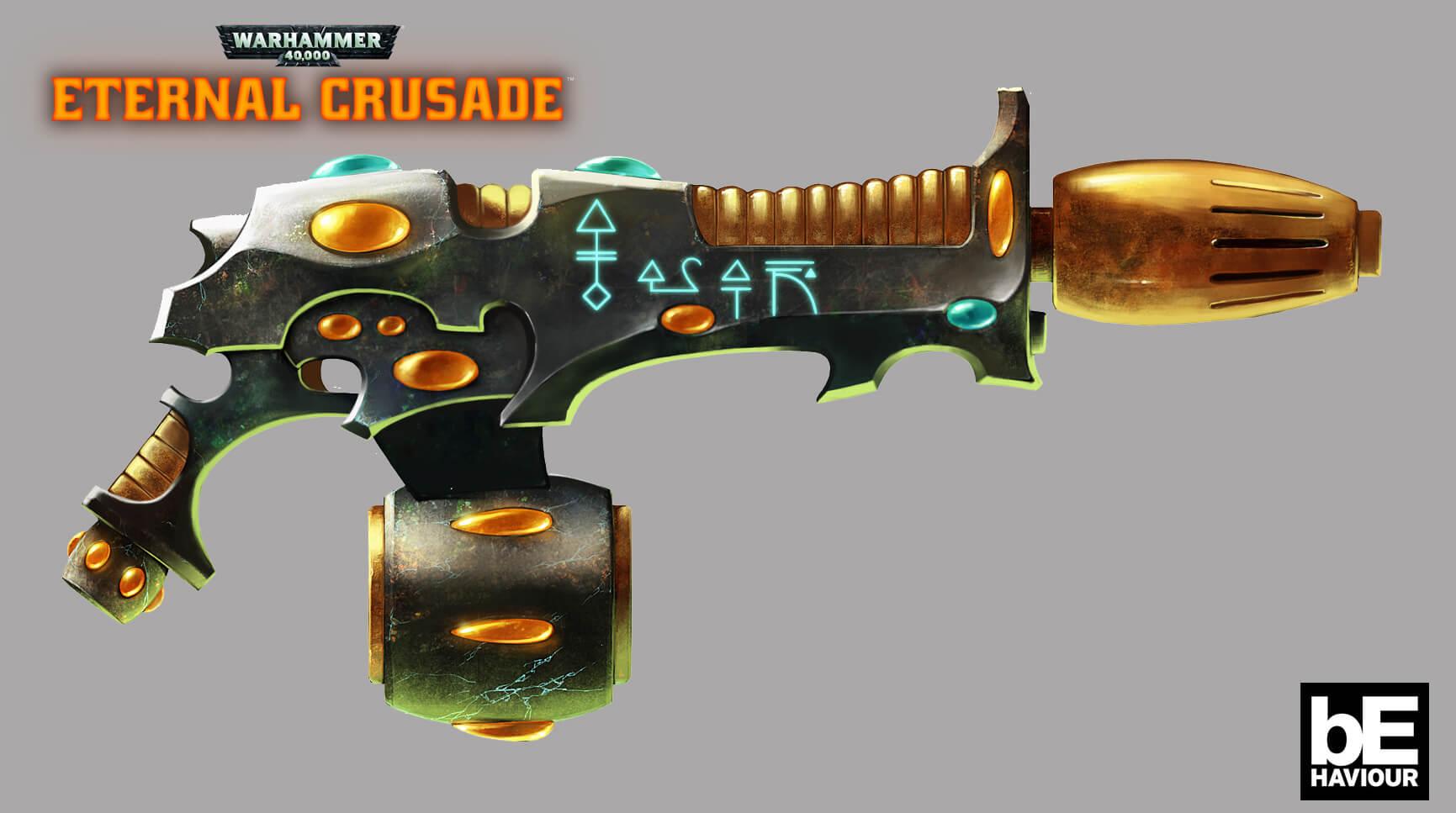 Eternal Crusade Eldar Weapon