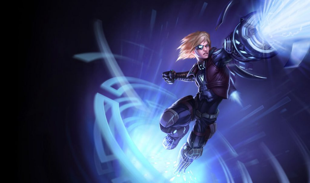 LoL Ezreal Wallpaper