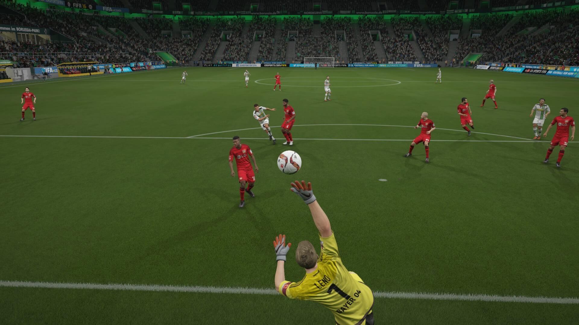 FIFA 16 Parade