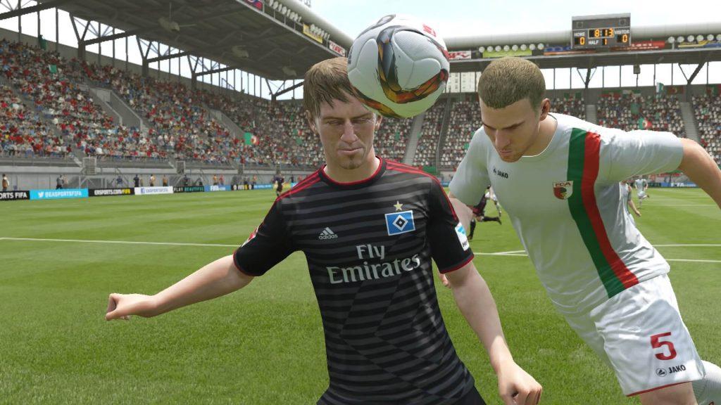 FIFA 16 Hunt Kopfball