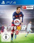 FIFA 16 Cover