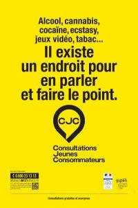CJC Consultations Jeunes Consommateurs - Alcool, cannabis, coca