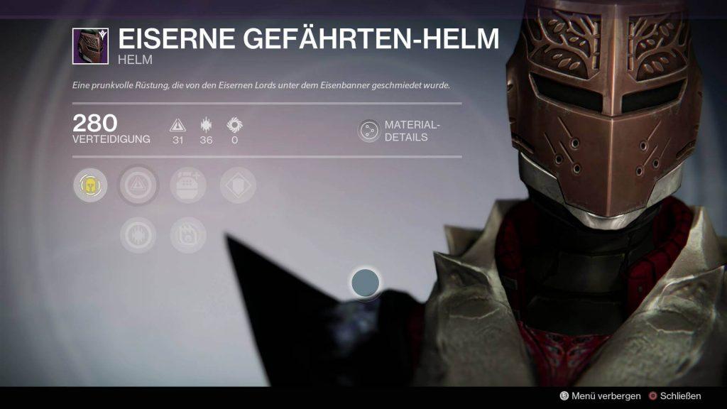 Gefahehrten-Helm