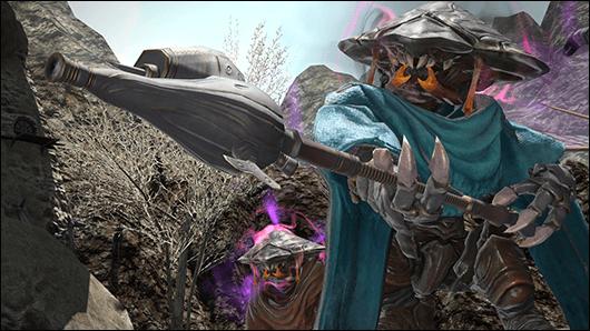Final Fantasy XIV: Trefft den neuen Primae Sephirot und die Gnath in Patch 3.2.