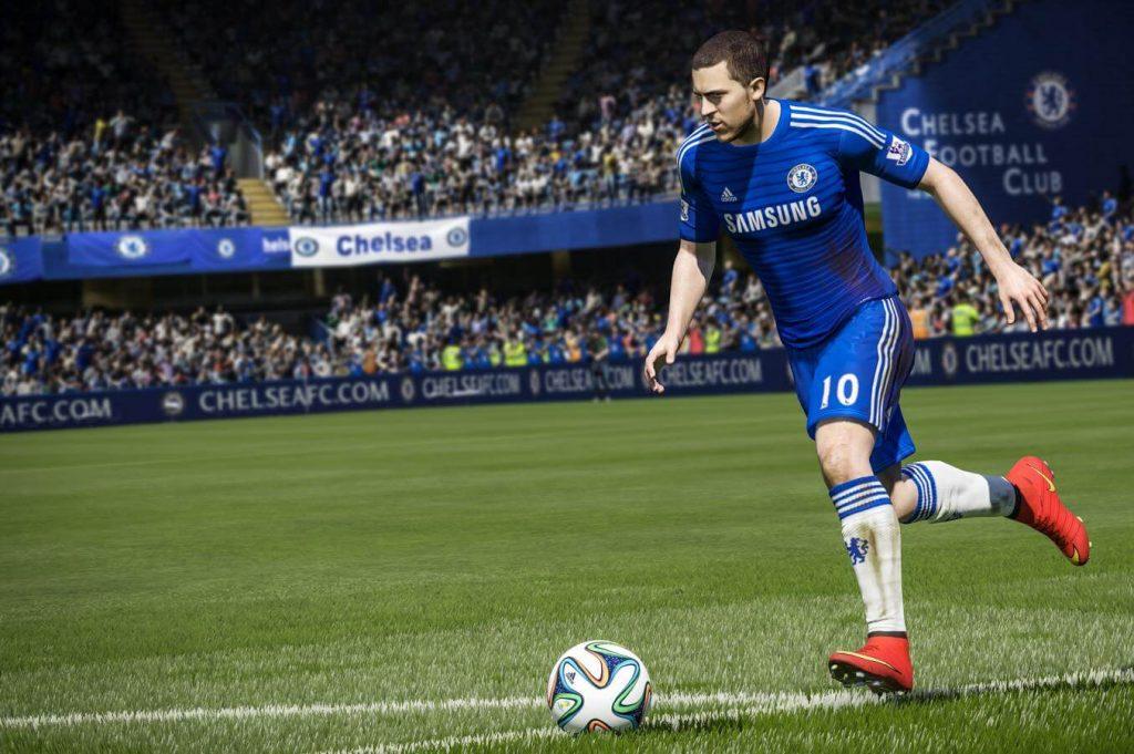 Hazard Fifa 16