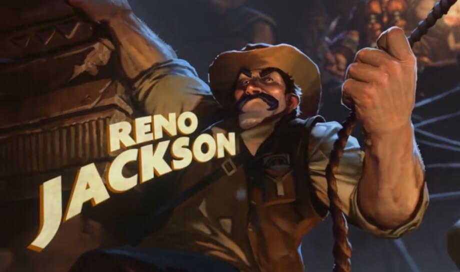 Hearthstone Reno Jackson Opening