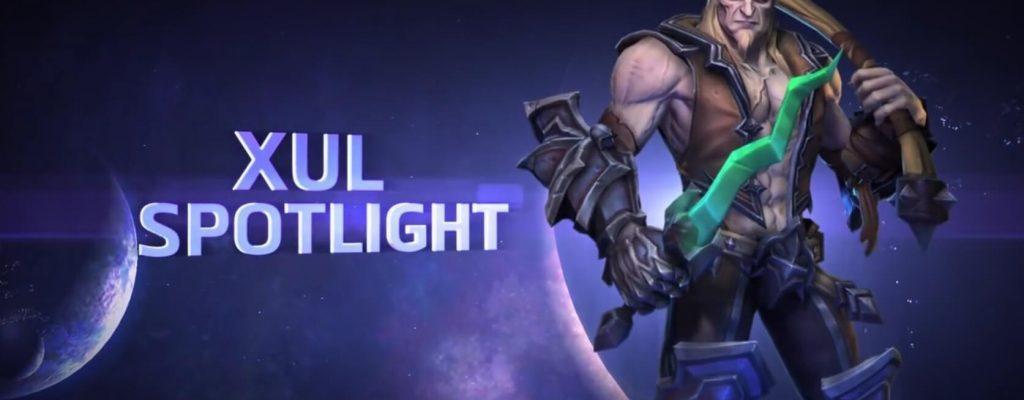 Heroes of the Storm: Der Nekromant Xul im Rampenlicht – das sind seine Fähigkeiten
