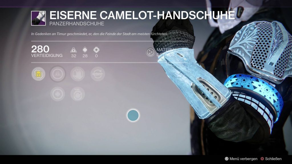 IB-Camelot-Handschuhe
