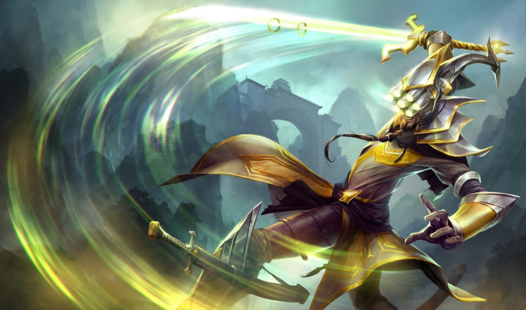 LoL Master Yi Wallpaper