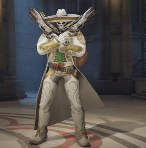 Overwatch Reaper El Blanco