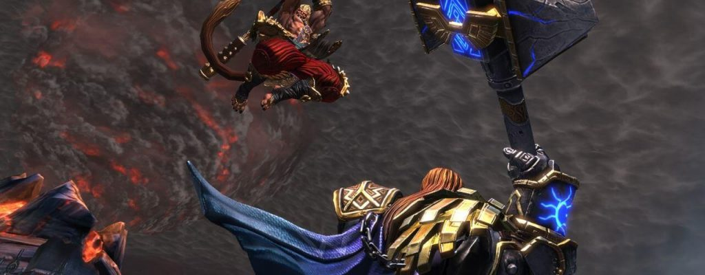 SMITE: Action-MOBA kommt auf die PS4!