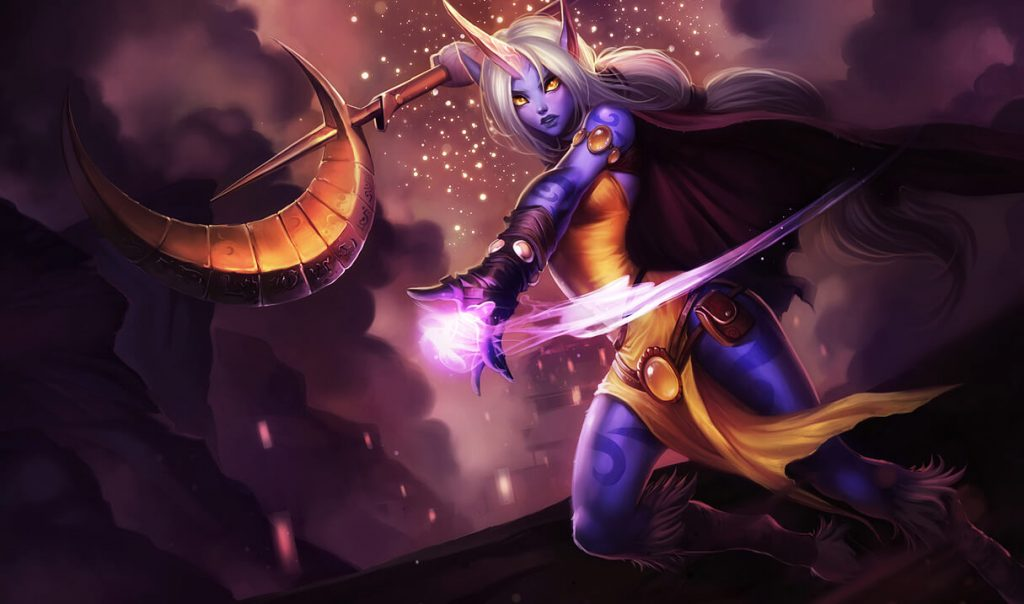 LoL Soraka Wallpaper