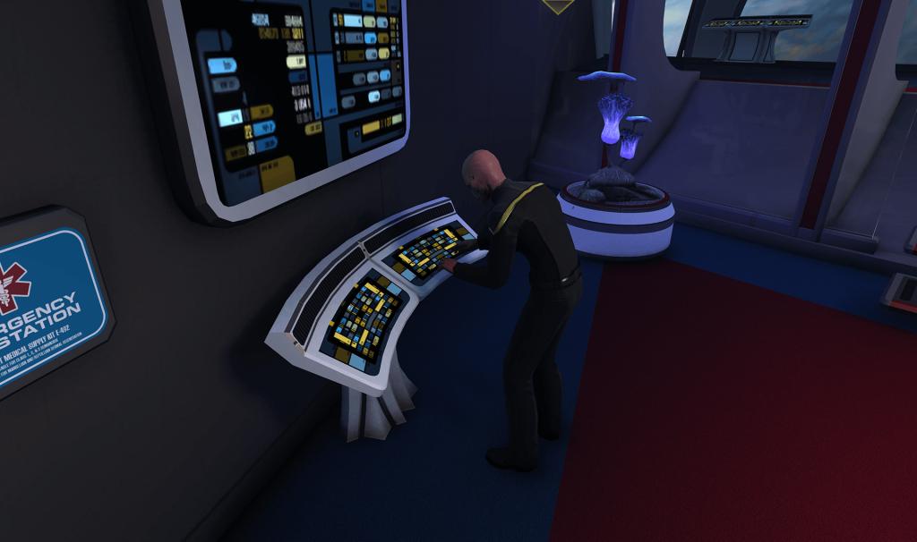 Star Trek Online Talentsystem
