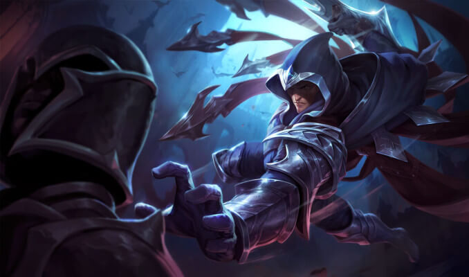 LoL Talon original